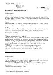 Bestimmungen Eintragungspflicht [PDF, 61.0 KB]