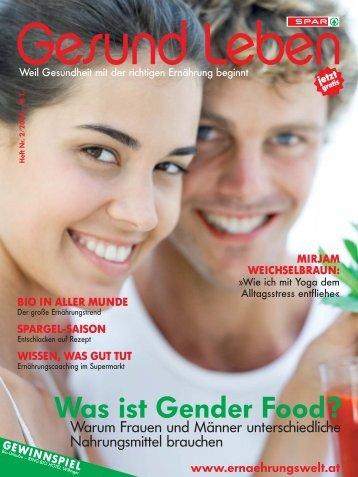 Was ist Gender Food?