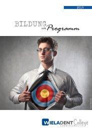 Download Bildungsprogramm - Wieladent