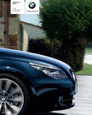 Tarifs de la BMW Série 5 Berline accès sans clé accès sans clé