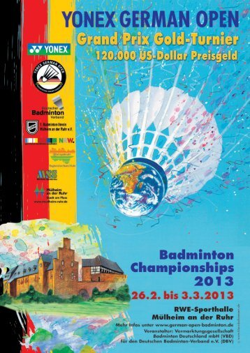 als pdf-Dokument zum Download - Yonex German Open
