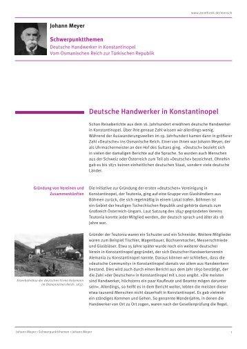 Download Schwerpunktthemen - Anne Frank Zentrum