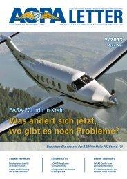 Download als PDF-Datei (4,68 MB) - AOPA - Germany