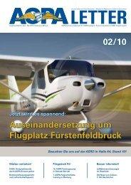 Download als PDF-Datei (4,57 MB) - AOPA - Germany
