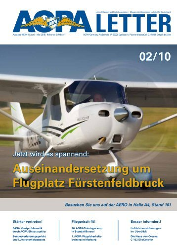 Download als PDF-Datei (4,57 MB) - AOPA - Germany