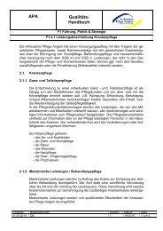 F1.4.1 Leistungsbeschreibung Krankenpflege - Ambulante Pflege ...