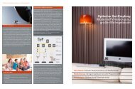Optischer Sat-Empfang Moderne TV-Versorgung großer ... - Astra