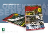 Objektpräsentation fliegermagazin - Jahr Top Special Verlag