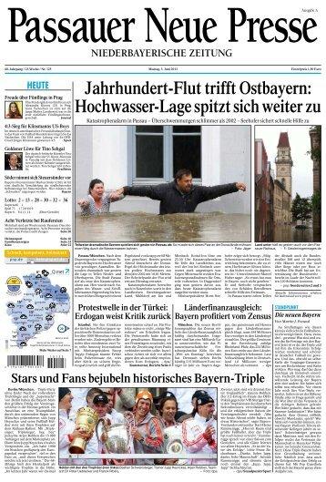 Passauer Neue Presse Bekanntschaften