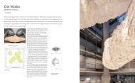 Projektbeschrieb von Joachim Ritter im Magazin - belux