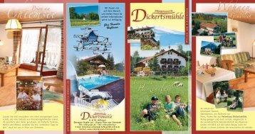 Prospekt vom Ferienhaus (PDF) - Campingplatz und Ferienhaus ...