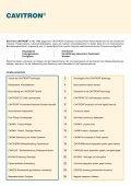 25 Jahre - CAVITRON GmbH - Seite 2