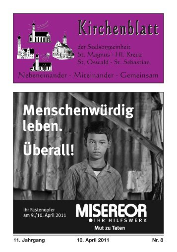 Kirchenblatt - Diözese Rottenburg-Stuttgart