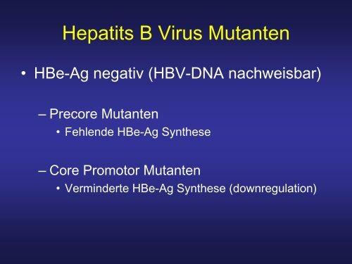 Neue Therapiekonzepte in der Hepatologie, Dr. M. Bernardi