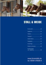 stall & WeIde - Farm & Stable