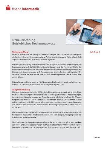 Download der Broschüre (PDF, 689,14 kB) - Finanz Informatik