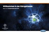 Broschüre zur FORD Champions Edition im PDF-Format - Autohaus ...