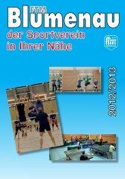 Handball - FTM Blumenau