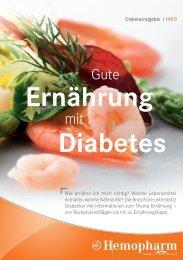Ernährung Diabetes
