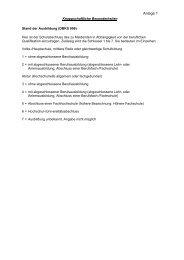Knappschaftliche Besonderheiten auf einen Blick (PDF/91 KB)