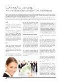 Ausgabe Winter 2012 - Kreutzer Steuerkanzlei - Seite 6
