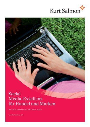 Social Media-Exzellenz für Handel und Marken - Kurt Salmon ...