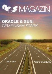 ORACLE & SUN: GEMEINSAM STARK - bei MCS Moorbek ...