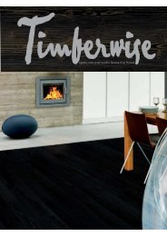 Bitte hier klicken um den Timberwise Katalog ... - Ganter Parkett