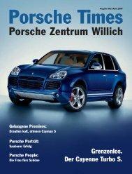 Ausgabe März/April 2006 - Porsche Zentrum Willich