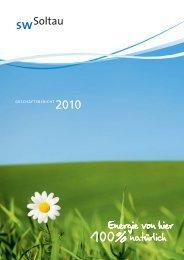 geschäftsbericht 2010 - pr/omotion Gesellschaft für Kommunikation ...