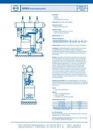 Datenblatt/Werknormblatt - Rifox-Hans Richter GmbH