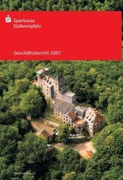 Speichern - Sparkasse Südwestpfalz