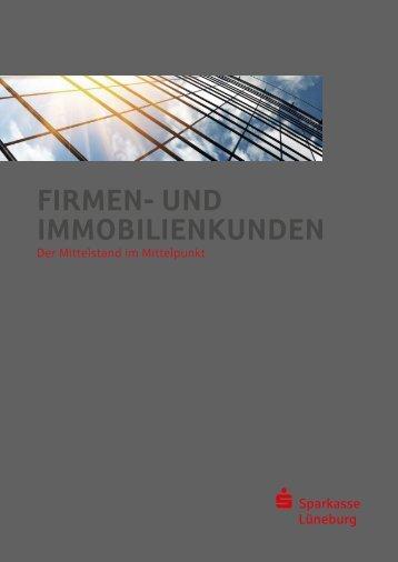 Firmen- und immobilienkunden - Sparkasse Lüneburg