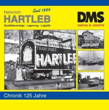 125 Jahre Heinrich Hartleb - Hartleb, Heinrich