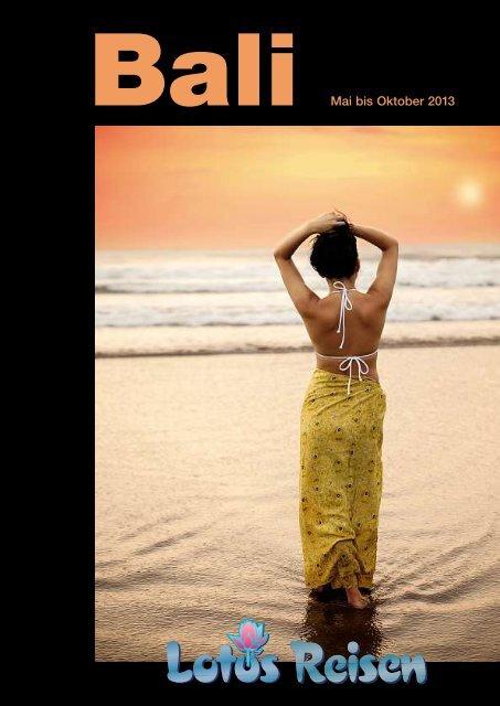 Bali Sommer 2013 - Lotus Reisen