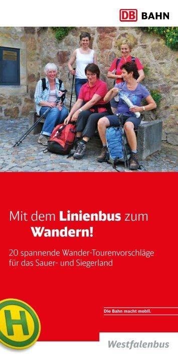 Wanderbus Flyer Busverkehr Ruhr-Sieg | 1,8 MB | pdf