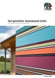 NEU: Gut geschützt, faszinierend schön - Deutsche Amphibolin Werke