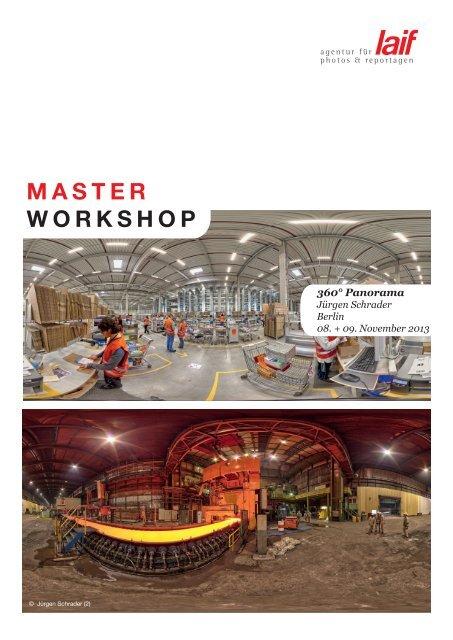 MASTER WORKSHOP - laif agentur für photos & reportagen