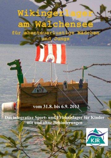Elternbrief Walchensee Kinder 2013 - muspilli-treff.de