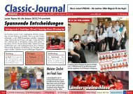 Classic-Journal - DKBC