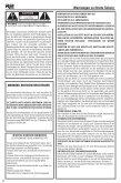 DigiTech Guitar Modeling Preamp RP 1000 Bedienungsanleitung ... - Seite 2
