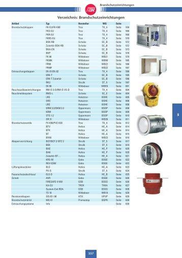 Technische Preisliste Kapitel 05 - 2013/06 (1257 KB) - Giesen GmbH