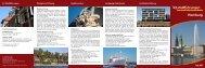 Flyer von k3 stadtführungen Hamburg als PDF-Dokument