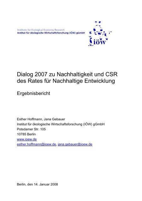 Gesamtauswertung CSR-Dialog des RNE 2007.pdf, pages 1-12