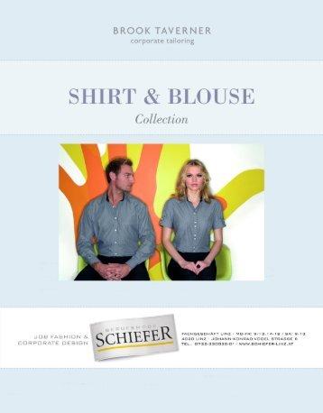 Schiefer Brook-Taverner Hemden Blusen - Schiefer - Berufsmode Linz