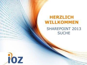 search administration - IOZ