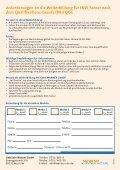Weiterbildung.qxd (Page 1) - Gebrüder Wanner GmbH - Page 4