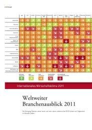 Weltweiter Branchenausblick 2011 - KSV