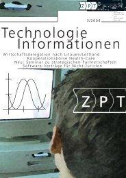 Ausgabe März 2004 - ZPT