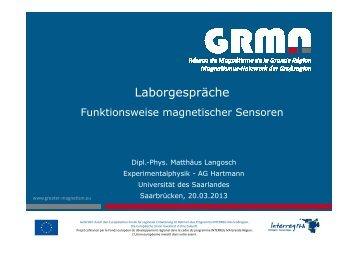Phys. Matthäus J. Langosch - ZPT